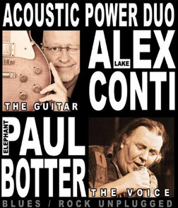 Alex Conti & Paul Botter